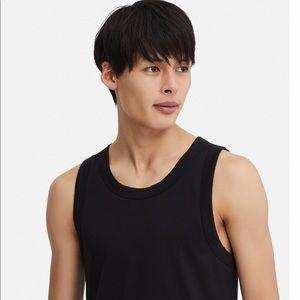 Alexander Wang x Uniqlo Black Tank NEW